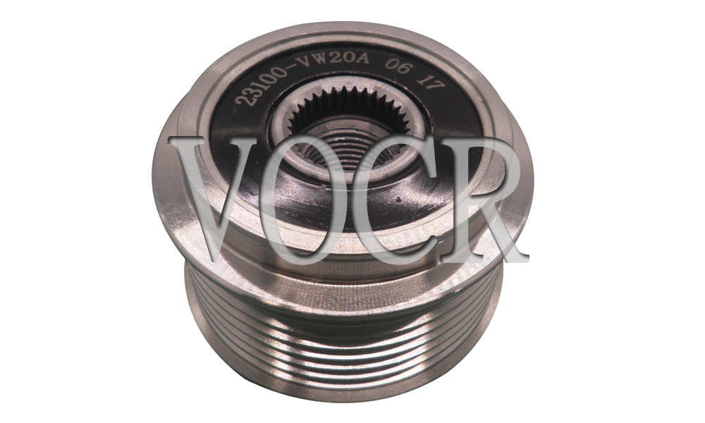 ALTERNATOR PULLEY FOR NISSAN URBAN OEM:23100-VW20A 23100-VW210 23100-VW201 23100-VW21A A628X95371