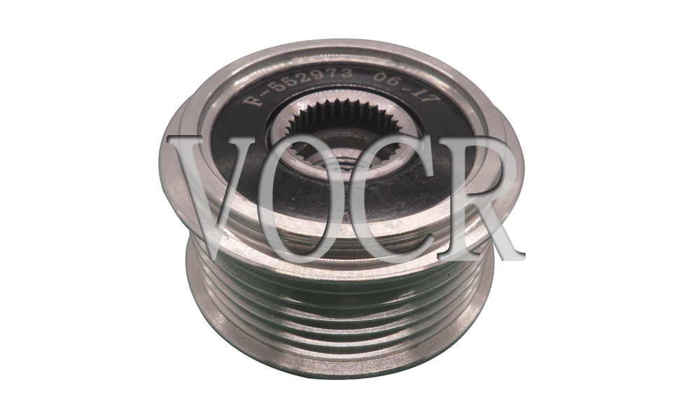 ALTERNATOR PULLEY FOR Renault Megane OEM:F-552973 06E903119K F550181 7700110616 7701477689