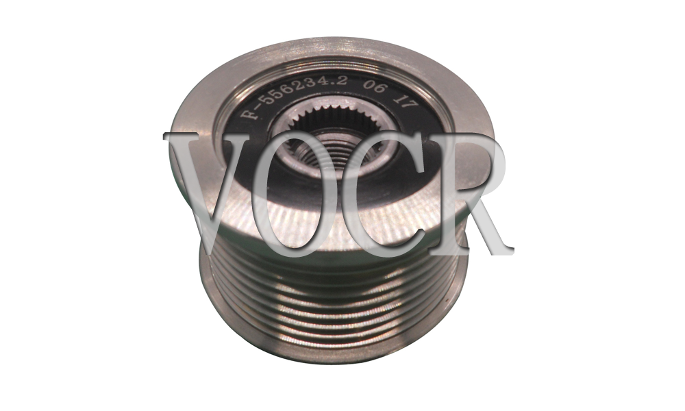 ALTERNATOR PULLEY FOR Range Rover OEM:F-556234.2 04801475AA 051383490AA 104210-3712 F-556234.01 05303
