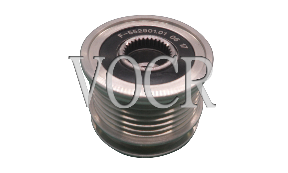 ALTERNATOR PULLEY FOR Mercedes-Benz E200 M271.820/860/DA465EQ OEM:F-552901.01 F-552901.03 F-552901.02