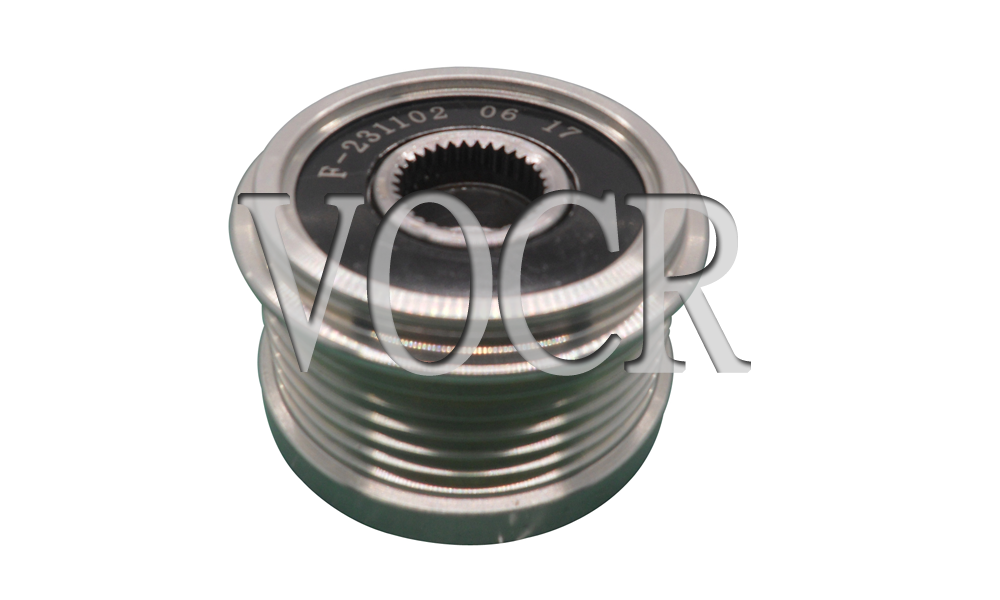 ALTERNATOR PULLEY FOR Volvo S40 OEM:F-231102 F-231108 F-231108.02 8601699 9459077 9459092 9472908 947